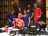 Ka`imi on the Perry and Price Saaturday Morning show on KSSK FM100