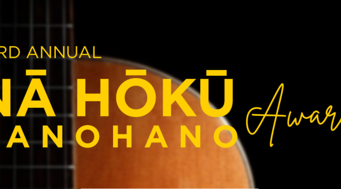 3 Time Finalist at the 43rd Na Hoku Hanohano Awards